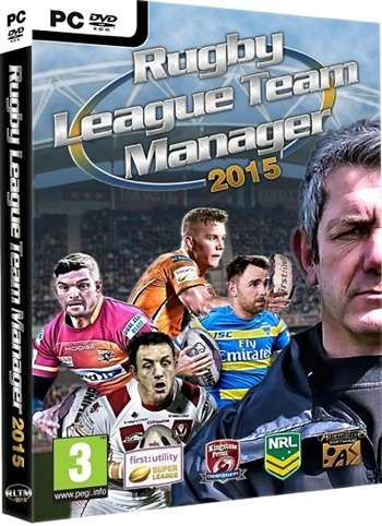 Rugby League Team Manager 2015 PC Game