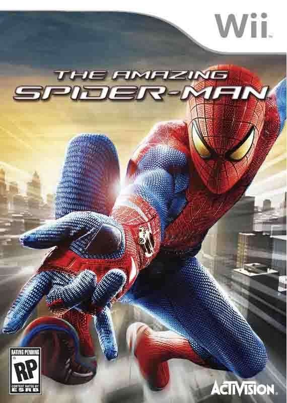 The Amazing Spider Man [NTSC] [Español] [Wii] Putlocker