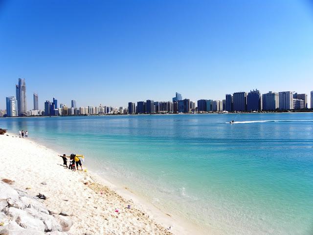 General Impressions Abu Dhabi