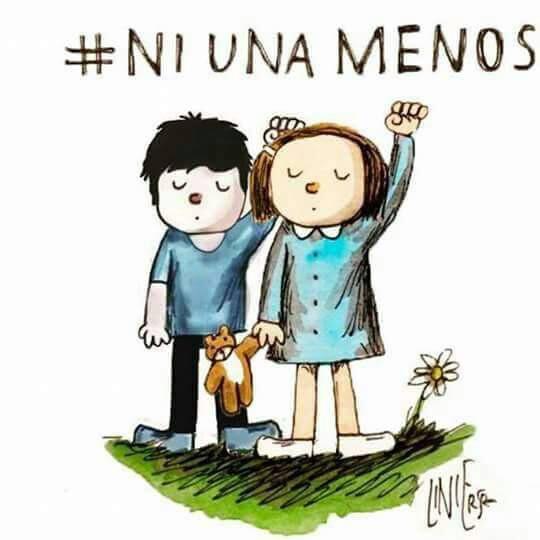 #NI UNA MENOS
