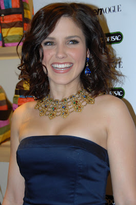 Sophia Bush Gemstone Choker Necklace