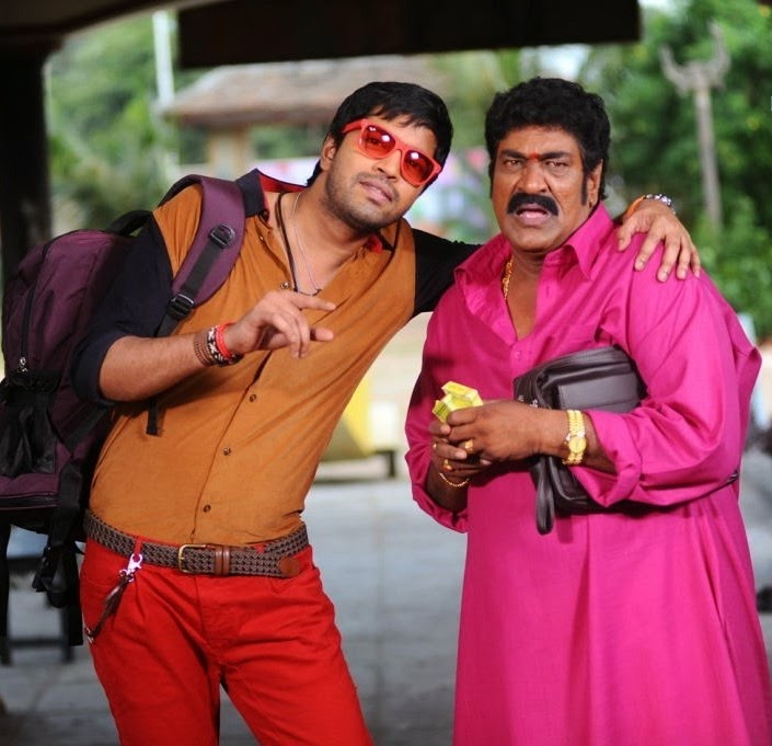 JumpJilani Telugu Movie Working Stills
