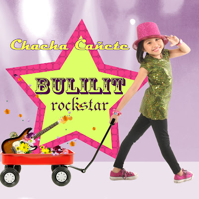 Cha-Cha Canete Debut Album 'Bulilit Rockstar'