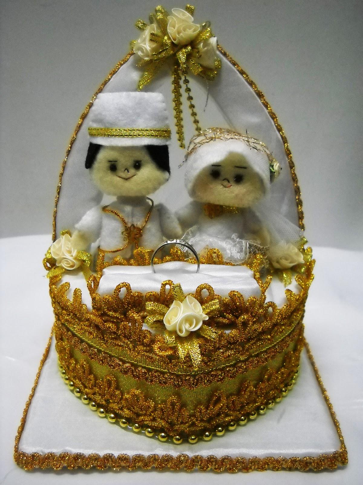 Kotak Seserahan Kotak Maharmas Kawin Perhiasan