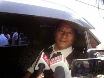 Bimal Gurung left for New Delhi to meet Prime Minister Narendra Modi