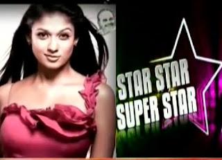 Nayanatara in Star Star Superstar Show