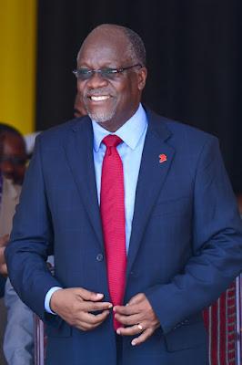 Dr John Pombe Magufuli