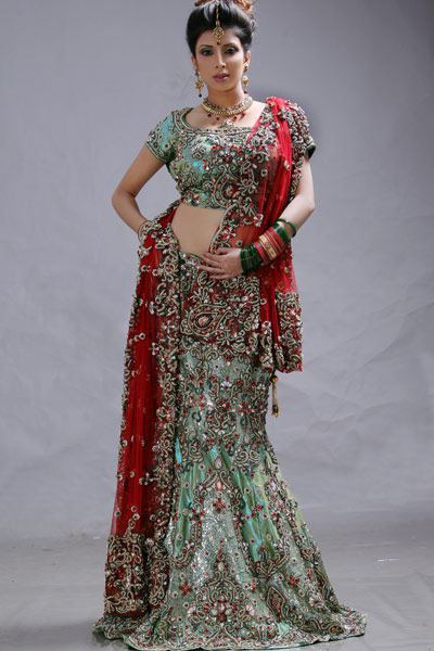 Fashion Styles on New Lehenga Style 2011 For Girls Fashion Image