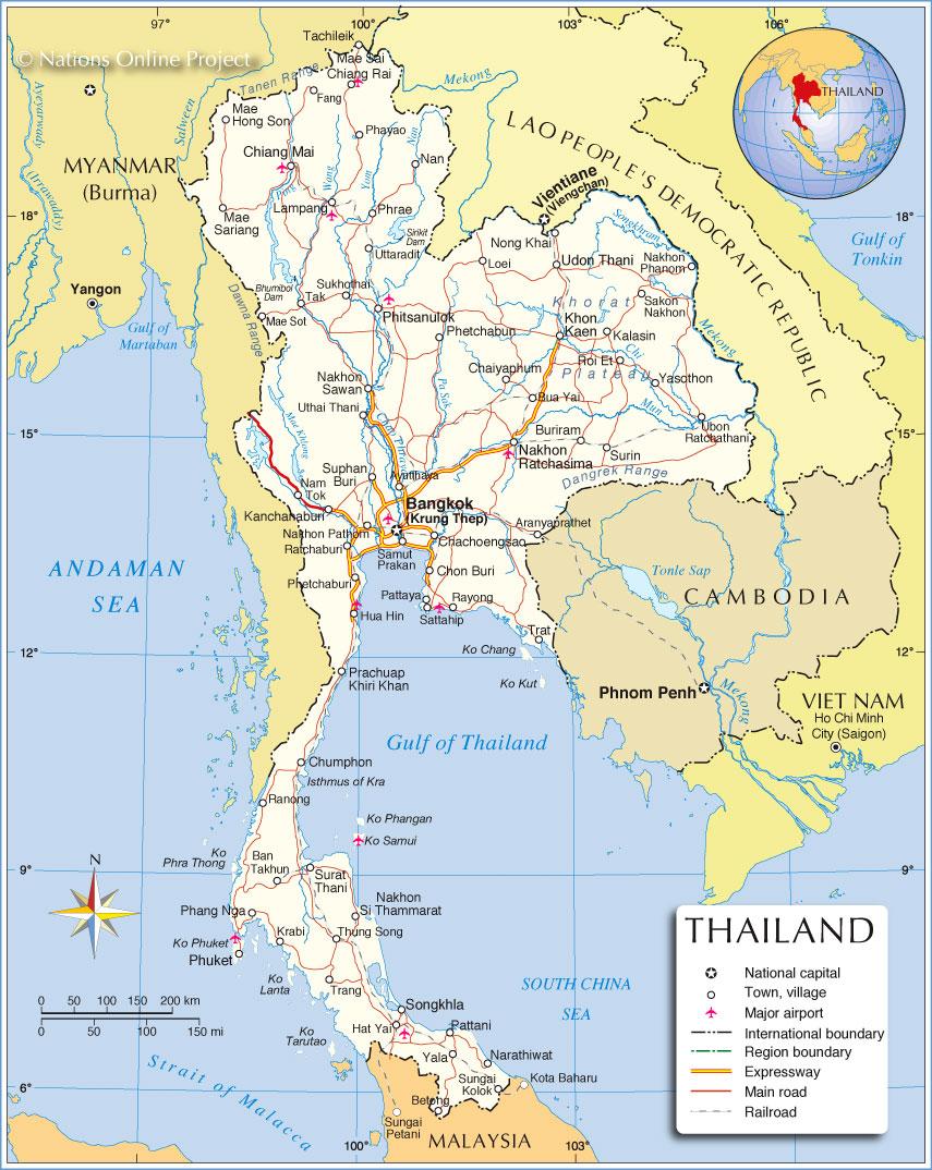 Tailandia en el Mundo Tailandia en el Mundo