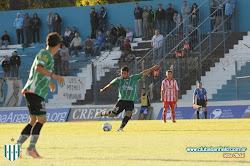 Copa Argentina: Primer Gol de Julian Guillermo en Banfield
