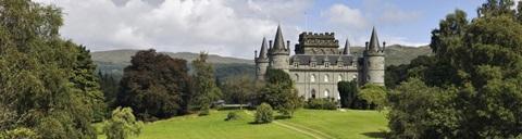 İskoçya'nın Tarihi Yerleri ve İskoç Kaleleri