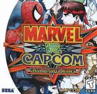 Marvel Vs Capcom 1 Game PC