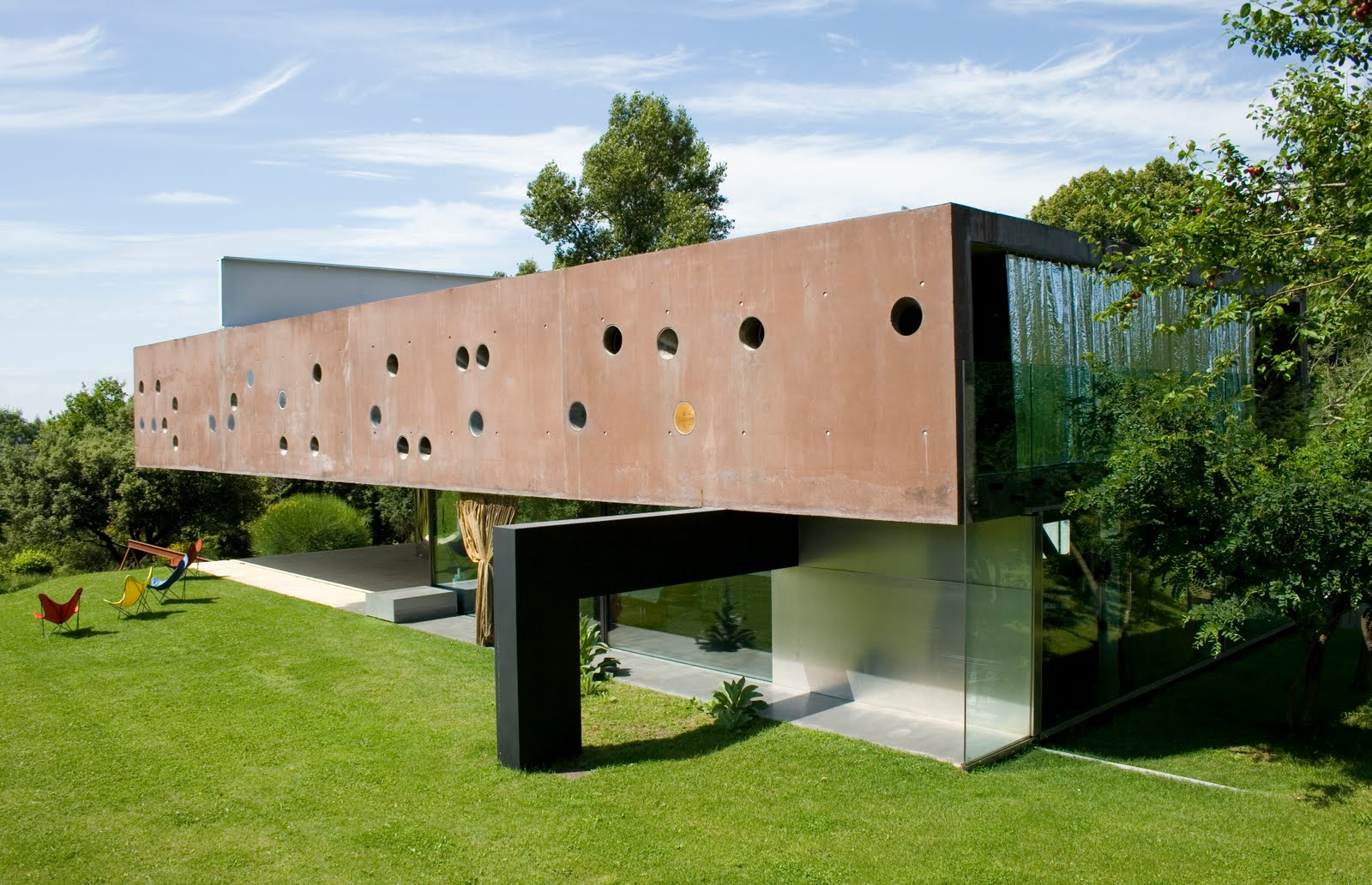 Arquitectura rem koolhaas casa en bordeaux for Maison de l enfance bordeaux