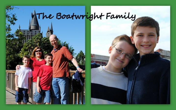The Boatwright Family