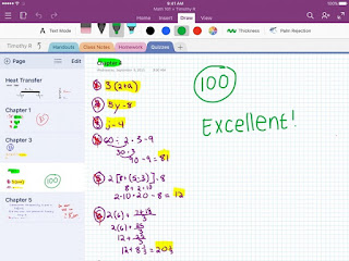 Microsoft's OneNote updated for iOS with Multitasking, Spotlight search and Apple Pencil support