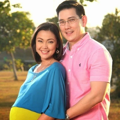 Maya and Ser Chief for Baby Kambal's Names