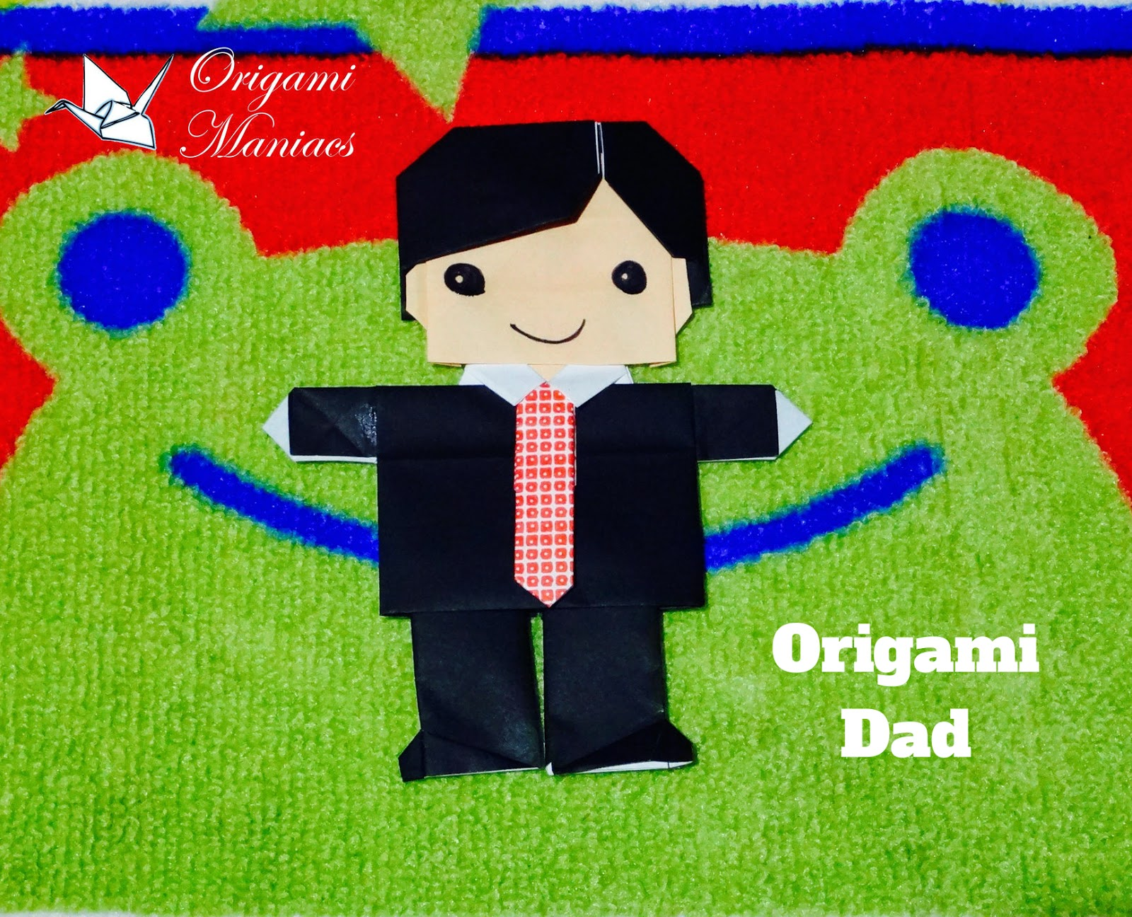 origami maniacs origami family origami dad