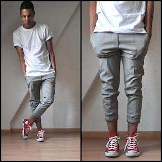 Por qué los hombres no deben usar jeans ajustados  - imagenes de pantalones entubados para hombres