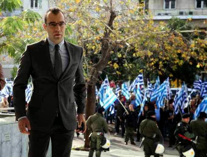 Παναγιώτης Ηλιόπουλος: Ούτε ένα ευρώ του Θεσσαλικού λαού στους τοκογλύφους