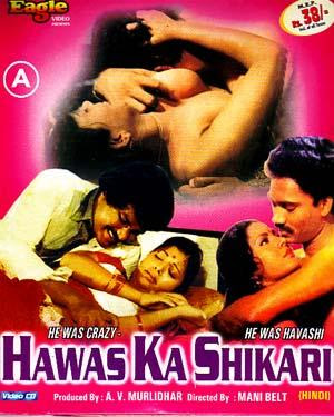 Watch Hawas Ka Shikari 1988 Hindi Movie Watch