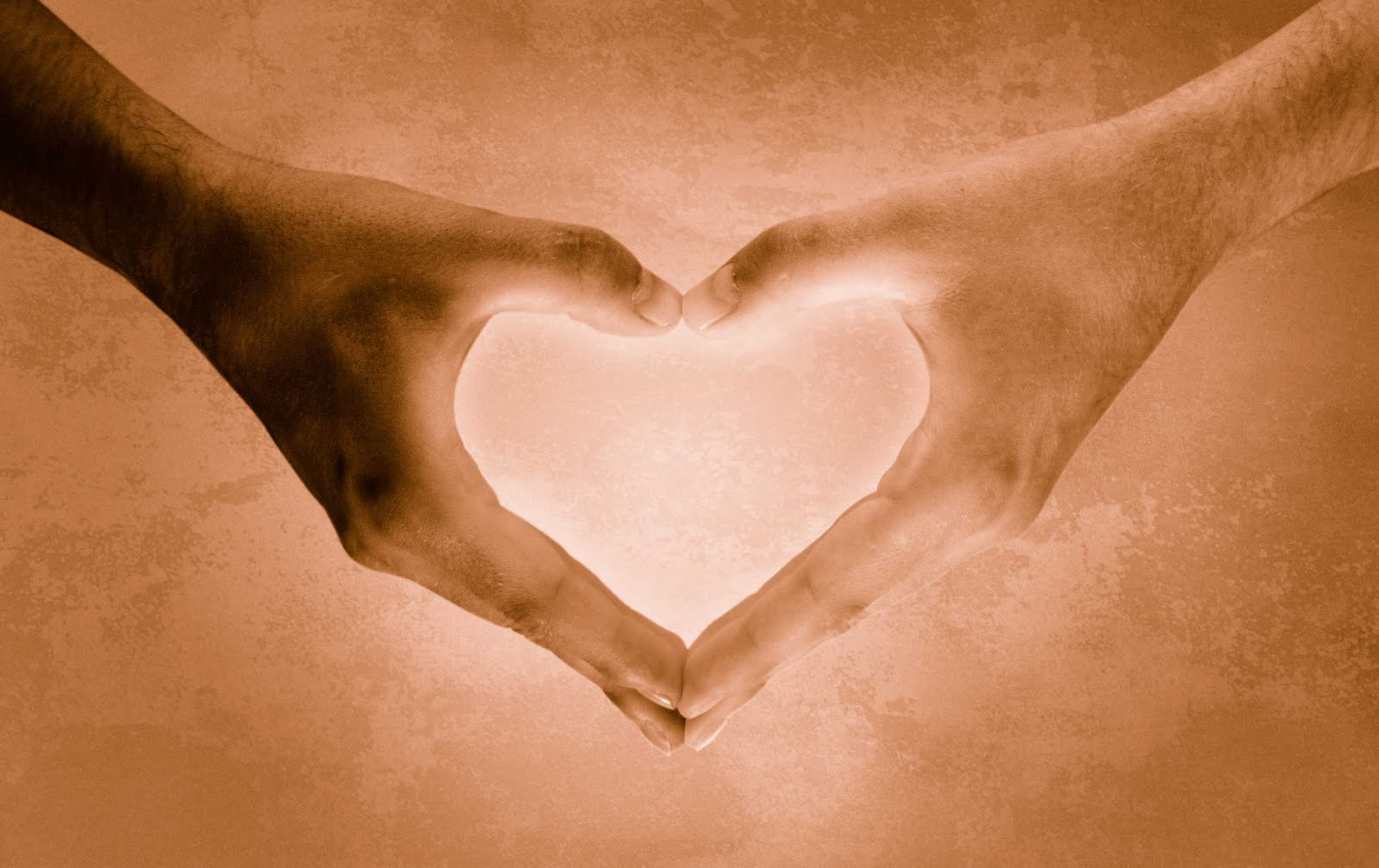 TRIBEWORK: Love From the Heart Into the Hand