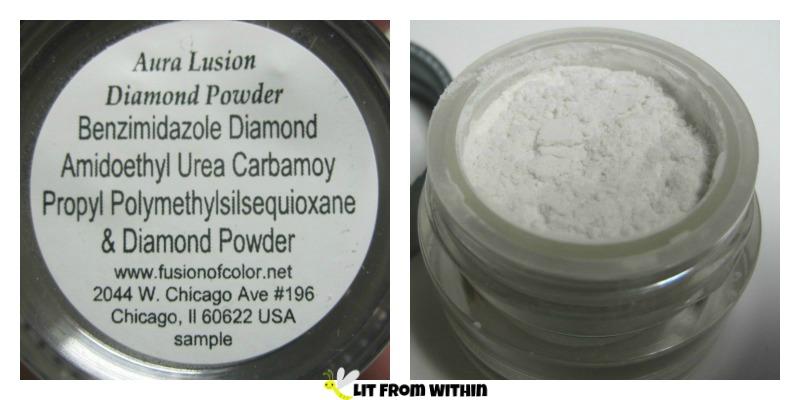 Fusion of Color Aura Lusion Diamond Powder