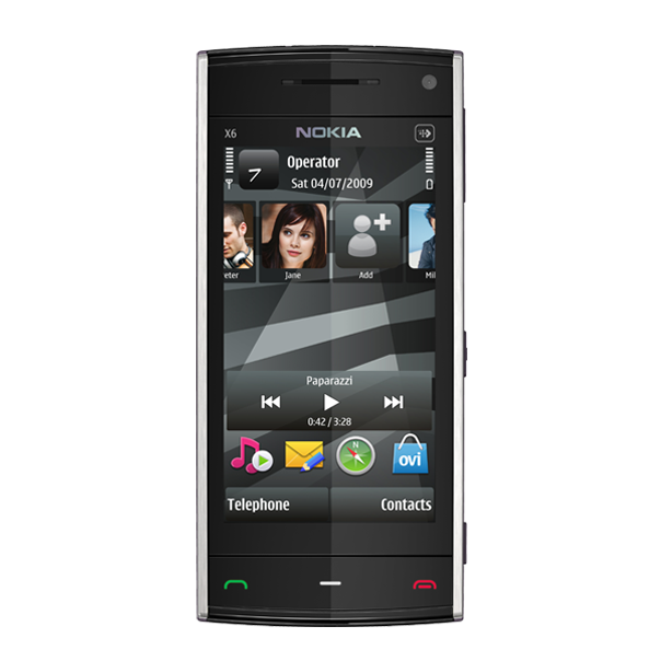 New technology electronic nokia x6 8gb for New technologies in electronics