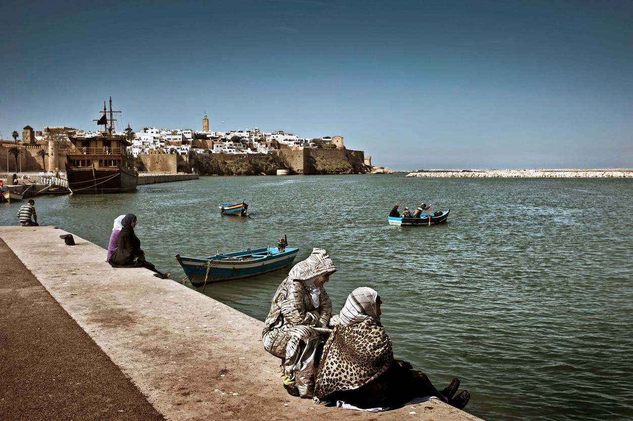 Rabat, a World Heritage site. Credit Yuri Kozyrev/NOOR, via Redux   A seaside spot on the rise.