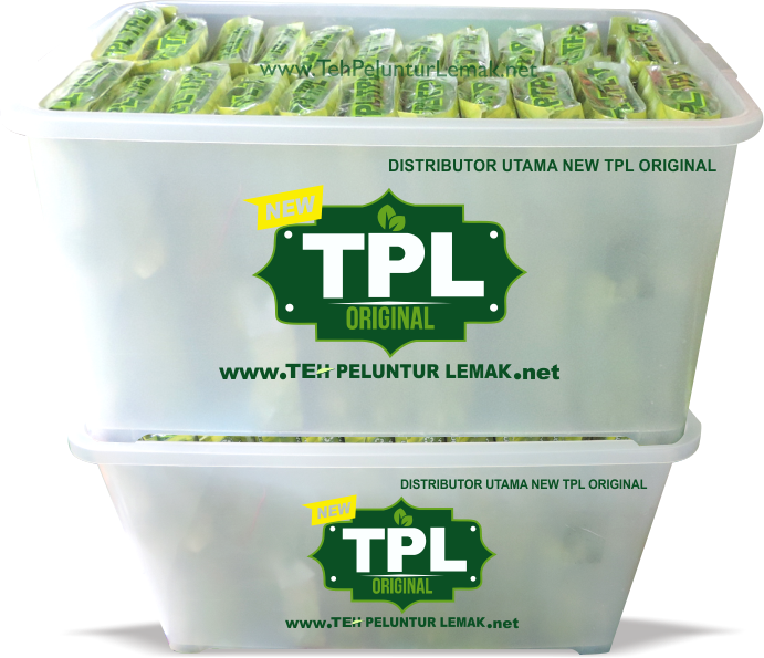 Distributor Utama teh New TPL Original