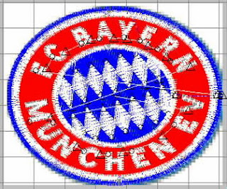 download embroidery sport soccer football design