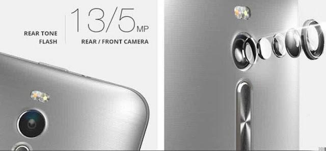 Asus ZenFone 2 RAM 4GB Spesifikasi dan Harga