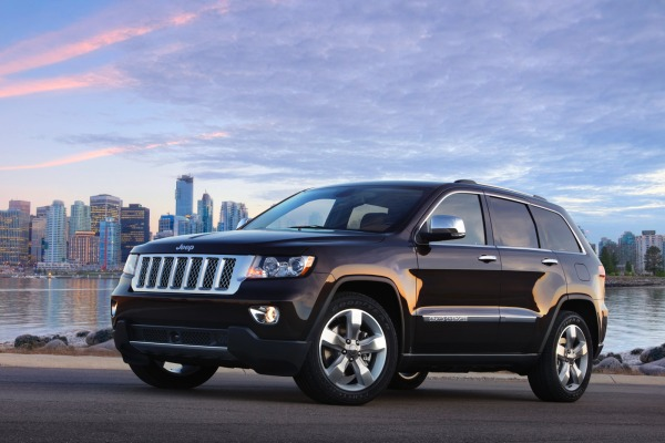 Jeep Awarded Edmunds Best Retained Value Award