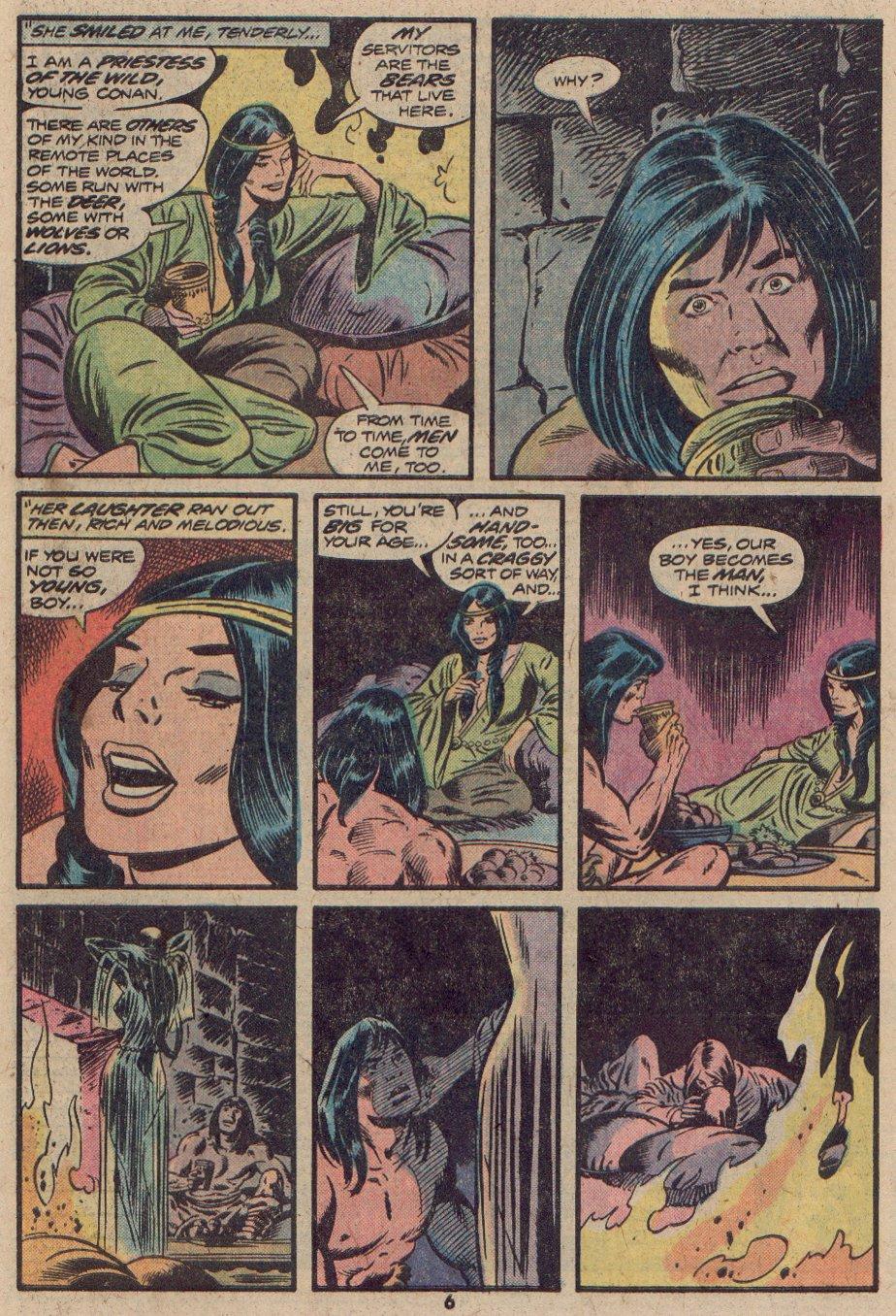 Conan the Barbarian (1970) Issue #48 #60 - English 5