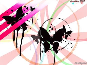 Gambar Animasi Kupu-Kupu
