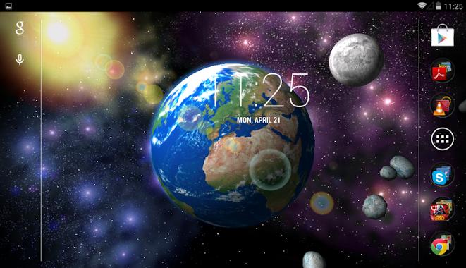 Unreal Space HD v1.1 APK