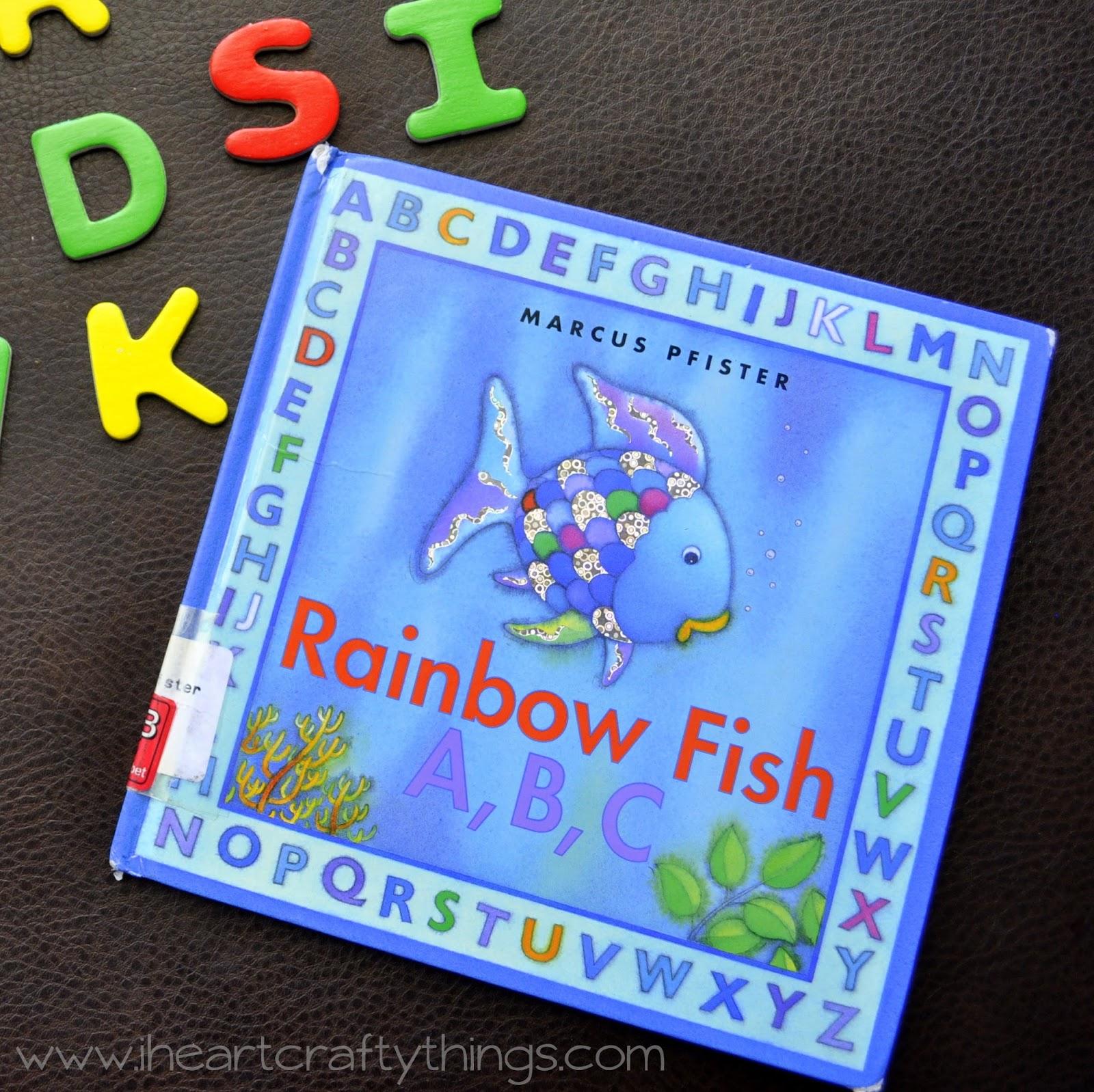 rainbow fish to the rescue pdf