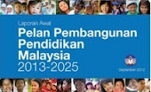 ebook Pelan Pembangunan Pendidikan Malaysia 2013-2025