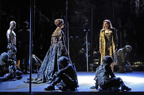 Pierre Audi Does Reasonably Well To Give Dramatic Action The Poetry Of Libretti In Both Works Retaining Intimacy Emotional Focus