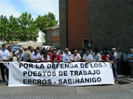 Seccion Sindical Ercros Sabiñanigo