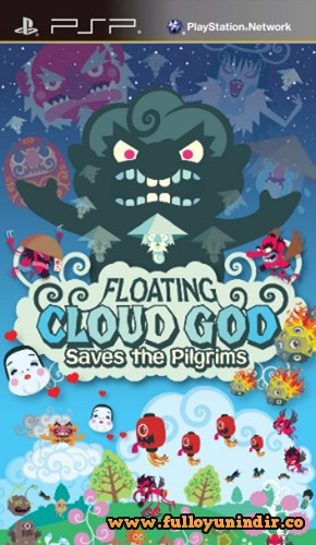 Floating Cloud God Saves the Pilgrims