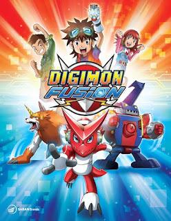 Digimon Fusion (2013-) TV Series ταινιες online seires xrysoi greek subs