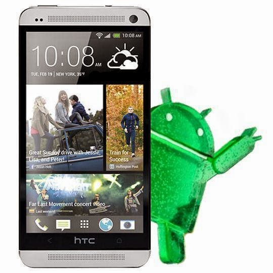 HTC One M7 mendapat update Android v5.0 Lollipop