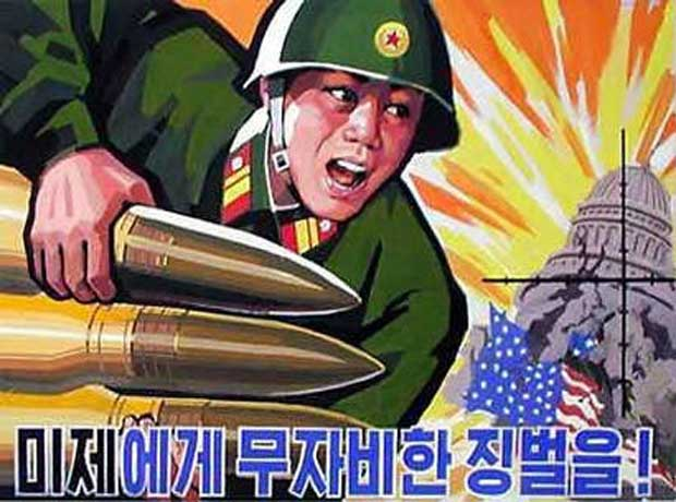 North Korea War – Terrifying Admission – Five Million Suicide Bombers Ready To Attack USA and South Korea