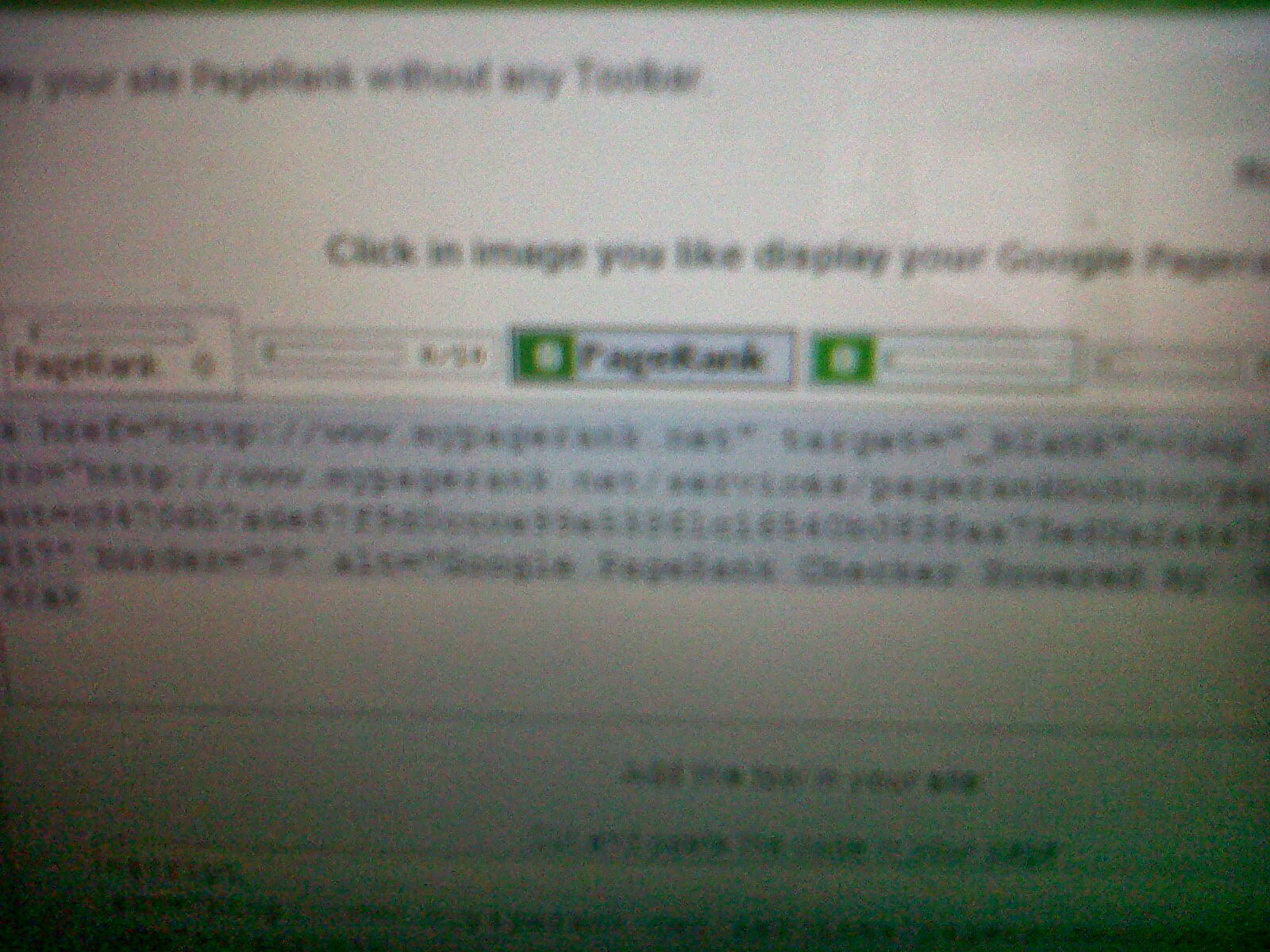 panduan untuk cara mendaftar dan memasang  google pagerank
