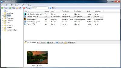 D-Fend Reloaded screen