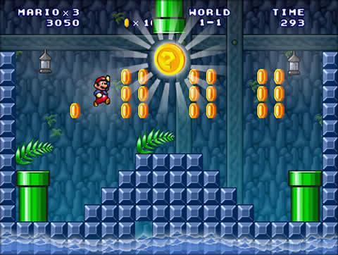 Game Super Mario 3 Forever