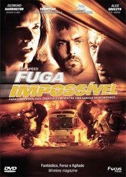 Filme Fuga Impossível Dublado AVI DVDRip