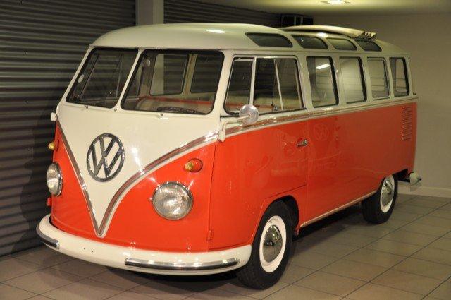 1961 volkswagen samba bus t1 vw bus for Furgone anni 70 volkswagen
