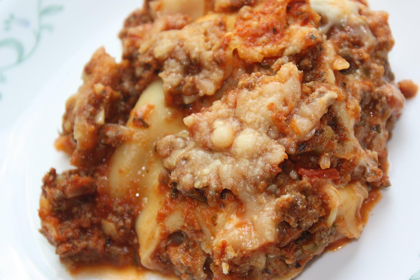 Southern Living Yankee: Slow Cooker Lasagna