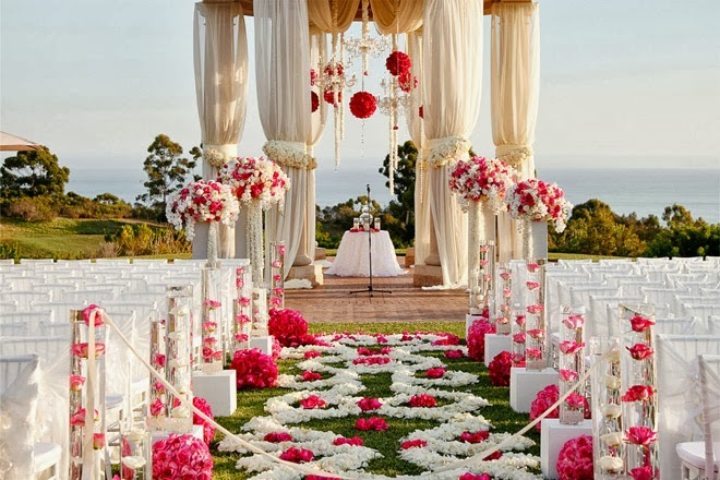 Best Wedding Ceremony Decorations of 2013 Belle The Magazine